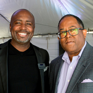 Why Serve? | A Conversation with Los Angeles City Councilmembers Marqueece Harris-Dawson & Mark Ridley-Thomas