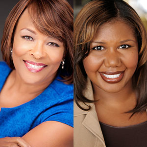 Betty LaMarr & Dawn Brown
